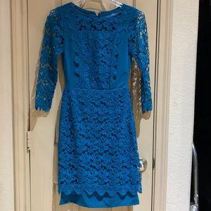 Antonio Melani  lace dress size 0